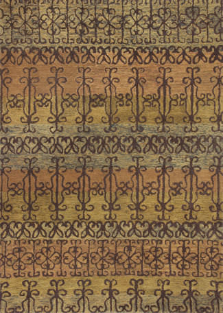 Kas Marrakesh 4510 Spice Area Rug