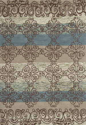 KAS Marrakesh 4517 Sand Cyprus Area Rug