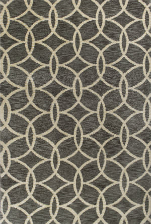 Kas Mission 4454 Grey Area Rug