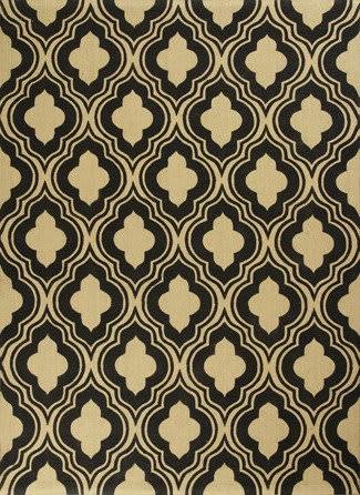 Rugstudio Sample Sale 89056R Black Area Rug