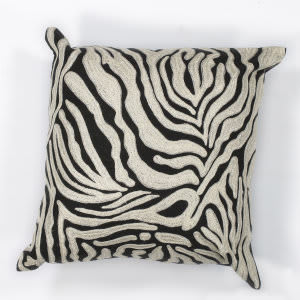Kas Oasis Pillow L119 Zebra