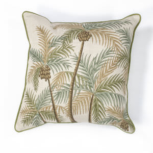 Kas Palm Springs Pillow L126 Natural