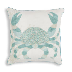 Kas Pillow L273 Aqua