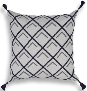 Kas Pillow L418 Navy Area Rug