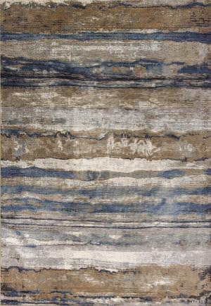 Kas Provence 8603 Ivory-Blue Area Rug