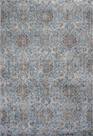 Kas Provence 8607 Slate Blue Area Rug