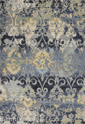 Kas Reina 9510 Grey Area Rug