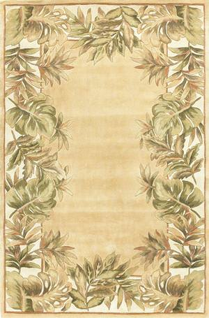 Kas Ruby Natural Fauna Beige-Ivory 8996 Area Rug
