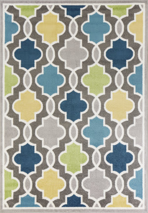 Kas Skyline 6418 Grey Area Rug