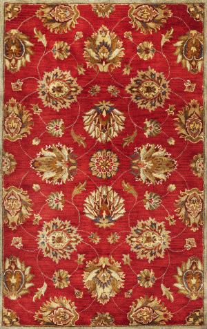 Kas Syriana 6003 Red Area Rug