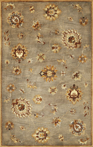 Kas Syriana 6006 Grey Area Rug