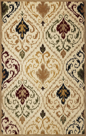 Kas Tapestry 6804 Ivory Area Rug