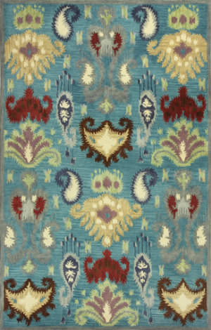 Kas Tapestry 6811 Blue Area Rug