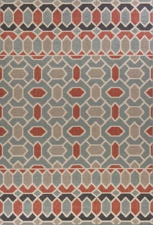 Kas Vista 5802 Slate Blue Area Rug
