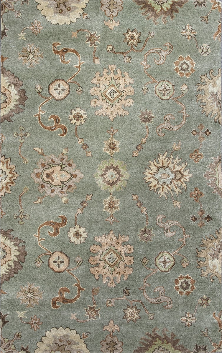 Kas Florence 4582 Silver Sage Oushak Clearance Rug Studio
