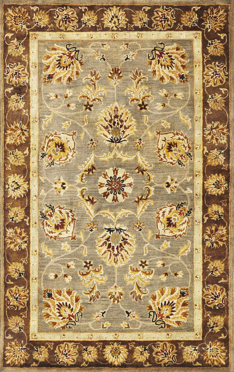 Kas Syriana 6000 Grey Area Rug 69352