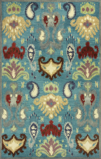 Kas Tapestry 6811 Blue Clearance Rug Studio