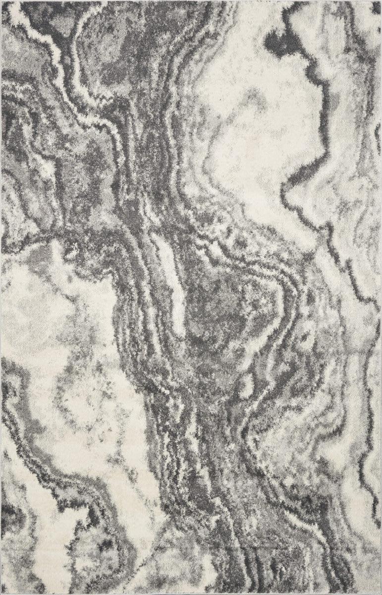 Kas Watercolors 6235 Ivory Grey Rug Studio