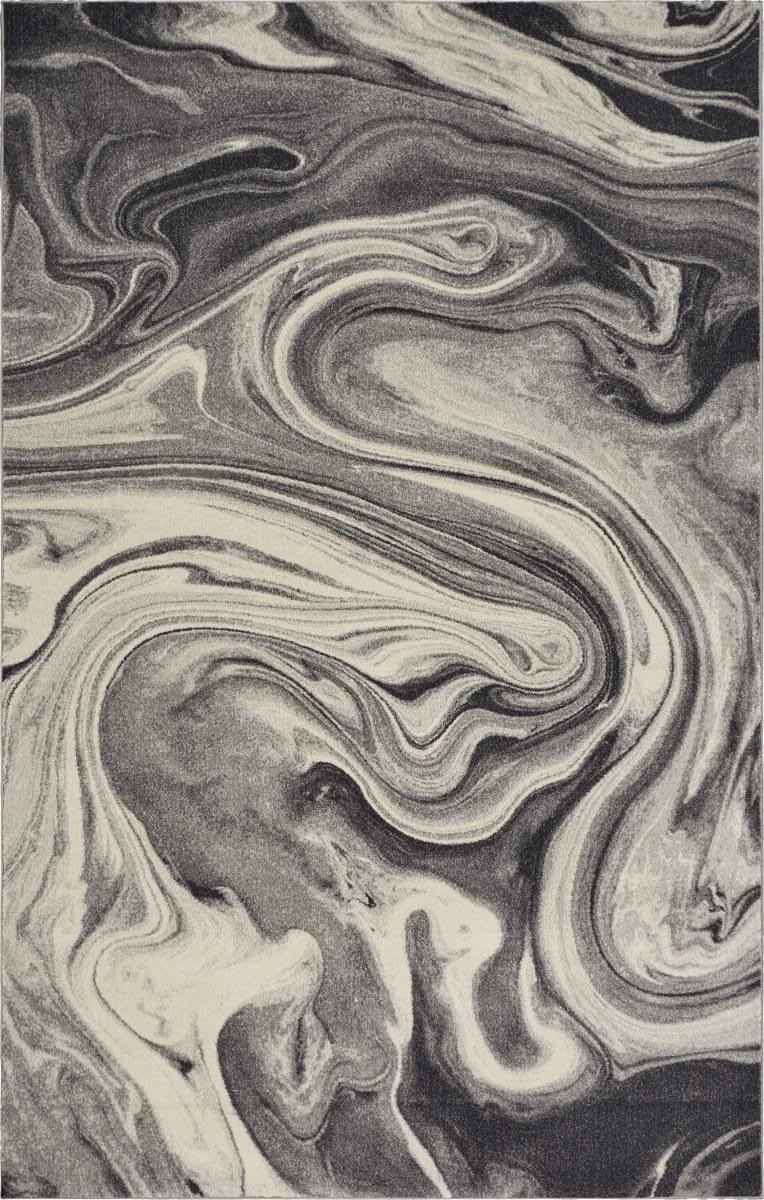 Kas Watercolors 6237 Gray Rug Studio