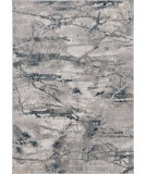 Kas Lara 7255 Grey - Teal Whisper Area Rug
