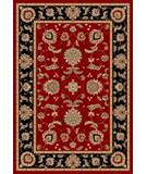Kas Cambridge Bijar Red-Black 7342 Area Rug
