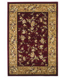 Kas Cambridge Floral Delight Red-Beige 7337 Area Rug