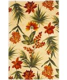 Kas Catalina Tropical Flora 780 Ivory Area Rug