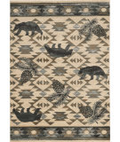 Kas Chester 5634 Ivory-Blue Area Rug