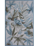 KAS Coral 4151 Ivory Tropica Area Rug