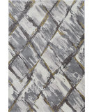Kas Elements 6550 Ivory - Grey Area Rug