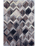 Kas Elements 6555 Grey - Mocha Area Rug