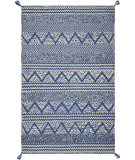 Kas Hang Ten Malibu 854 Blue Area Rug