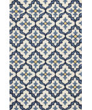 Kas Harbor 4210 Ivory-Blue Area Rug