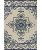 Kas Harbor 4238 Ivory - Blue Area Rug