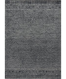 Kas Hudson 2463 Grey - Black Area Rug