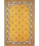 Kas Jewel Fleur-De-Lis Gold 308 Area Rug