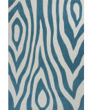KAS Kidding Around 439 Teal Wild Side Area Rug