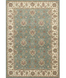 Kas Kingston 6406 Blue-Ivory Area Rug