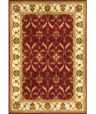 Kas Lifestyles 5468 Red/Ivory Area Rug