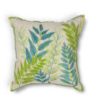 Kas Garden Pillow L192 Blue - Green