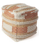 Kas Pouf F854 Sunset Area Rug