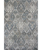Kas Provence 8602 Silver - Blue Area Rug