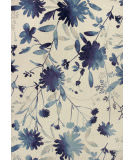 Kas Reflections 7415 Blue Area Rug