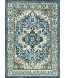 Kas Skyline 6417 Teal Area Rug