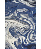 Kas Watercolors 6236 Blue Area Rug