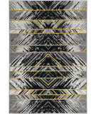 Kas Skyline 6441 Grey Matrix Area Rug