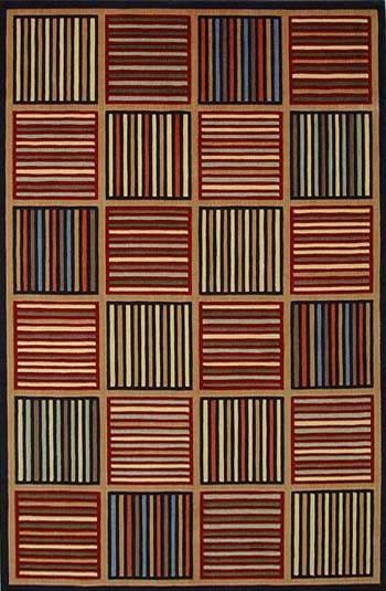 Kas Tate Grid 8501 Multi Clearance Rug Studio