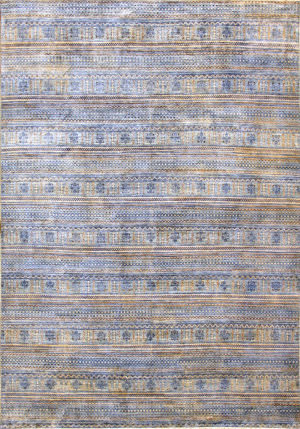 Kashee Lahore Oak Grey Area Rug