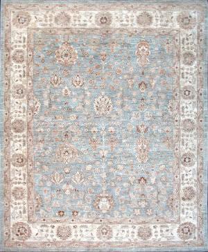 Kashee Lahore Oak Grey - Ivory Area Rug
