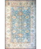 Kashee Oushak Light Blue - Ivory 10'3'' x 15'1'' Rug
